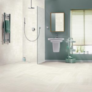 Beaubridge Arctic White Tile | Christian Brothers Flooring & Interiors.