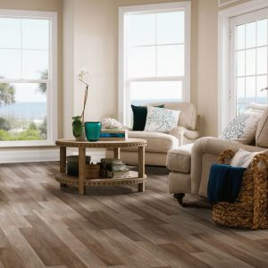 Living room Luxury vinyl tile | Christian Brothers Flooring & Interiors.