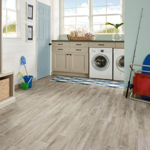 Barnwood Luxury Vinyl tile | Christian Brothers Flooring & Interiors.