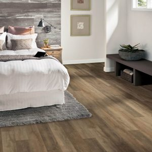 Bedroom Luxury Vinyl Flooring | Christian Brothers Flooring & Interiors.