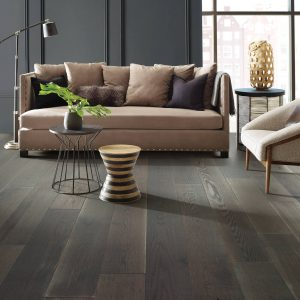 Kensington Living room Hardwood Floorin | Christian Brothers Flooring & Interiors.