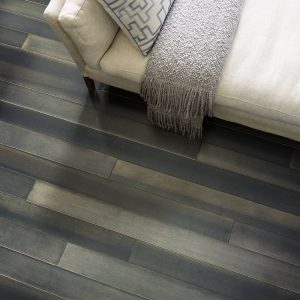 Hardwood Floor of Bedroom | Christian Brothers Flooring & Interiors.