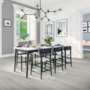 Dining Room Laminate floor | Christian Brothers Flooring & Interiors.