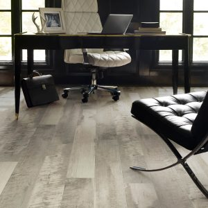 Laminate floor of office | Christian Brothers Flooring & Interiors.