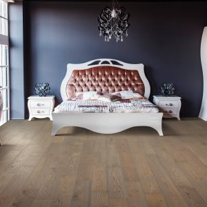 Bedroom Hardwood Floor | Christian Brothers Flooring & Interiors.