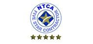 Logo of NTCA five Star Contractor | Christian Brothers Flooring & Interiors.