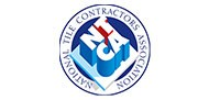 Logo of National Tile Contractors Association | Christian Brothers Flooring & Interiors.