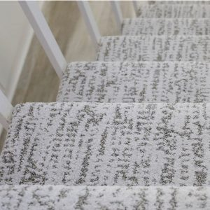 Carpet Installation at Stairs | Christian Brothers Flooring & Interiors.