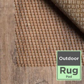 Outdoor Rug Pad | Christian Brothers Flooring & Interiors.