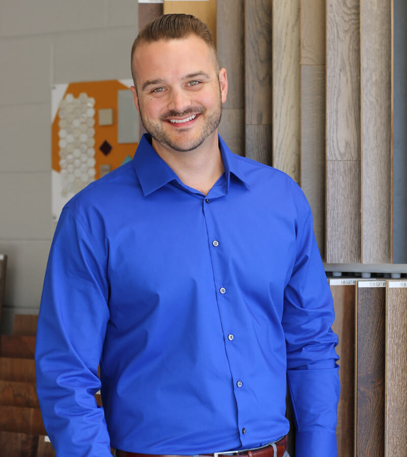 Garrett Grant Christian Brothers Flooring | Christian Brothers Flooring & Interiors