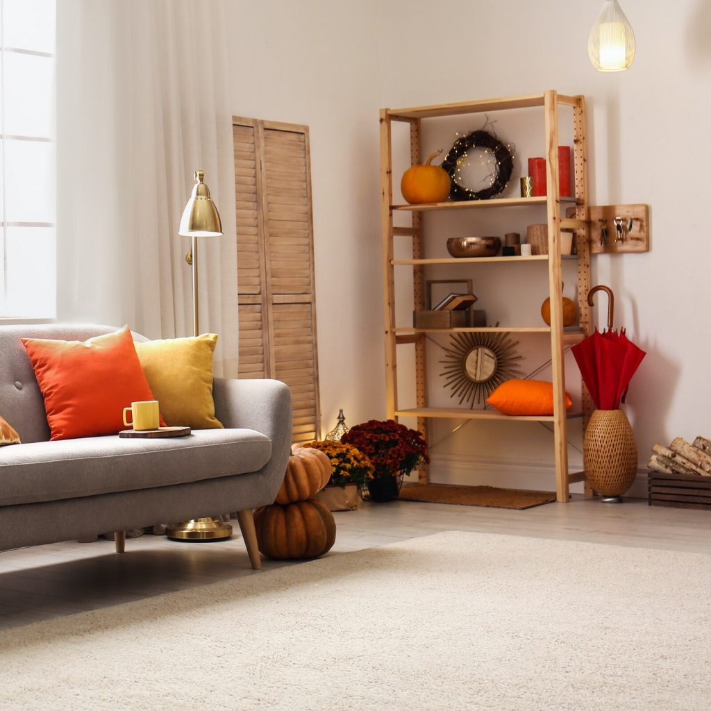 Fun Ways to Add Fall Color to Your Home | Christian Brothers Flooring & Interiors