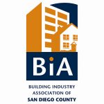 Building Industry Association of San Diego County Logo