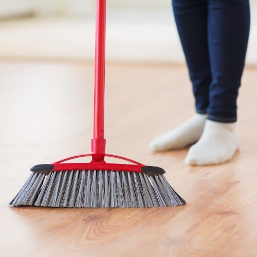 Laminate Floor Cleaning | Christian Brothers Flooring & Interiors.