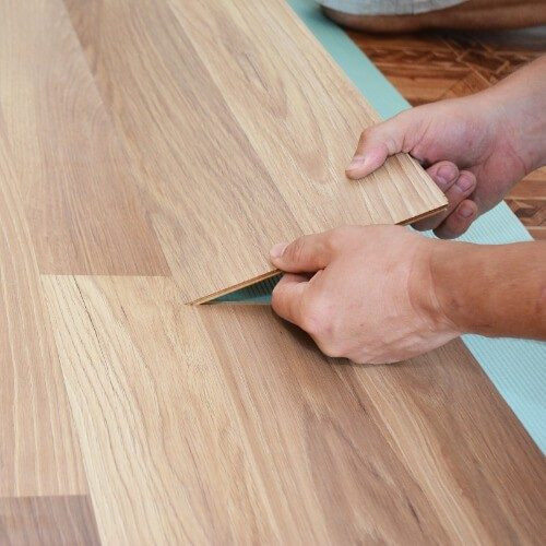 Laminate Installation | Christian Brothers Flooring & Interiors.