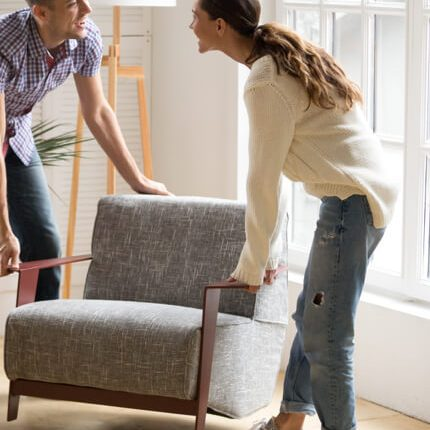 Furniture moving | Christian Brothers Flooring & Interiors.